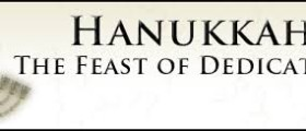 Feast of Dedication Hanukkah