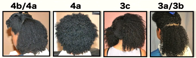 Natural Hair Journey 1-3 years